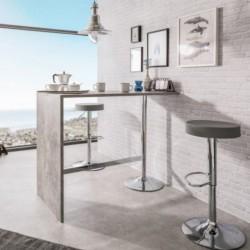 Tavolo bar Party cemento