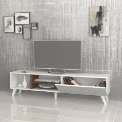 Mobile porta tv bianco 160 cm Savi