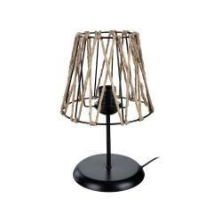 Lampada da tavolo in iuta Evren ASZ1127
