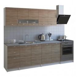 Cucina 200 cm. rovere sonoma Shatsk