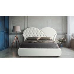 Marubi letto bianco contenitore