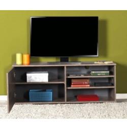Porta TV moderno rovere tartufo TVC510LL1