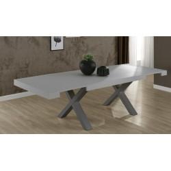 Gondar tavolo allungabile 180x100 beton