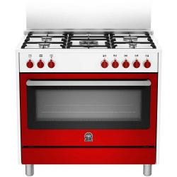 Cucina con forno elettrico...
