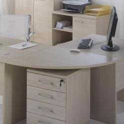 Raccordo angolare scrivania Larix larice beige