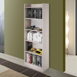 Libreria 64x29x180H Alessia olmo