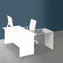 Prolunga 80 per scrivania olmo ibisco