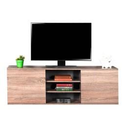 Porta TV due ante rovere tartufo TVC520LL1