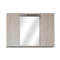 Mobile bagno olmo con specchio Ponza 2
