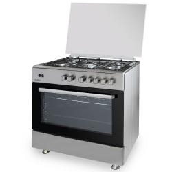 Cucina a gas con forno multifunzione Poseidon Samet