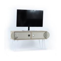 Porta TV rovere Ilia 106x30x48H
