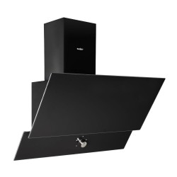 Cappa da parete 60 cm nera TURBINE 60 SAMET